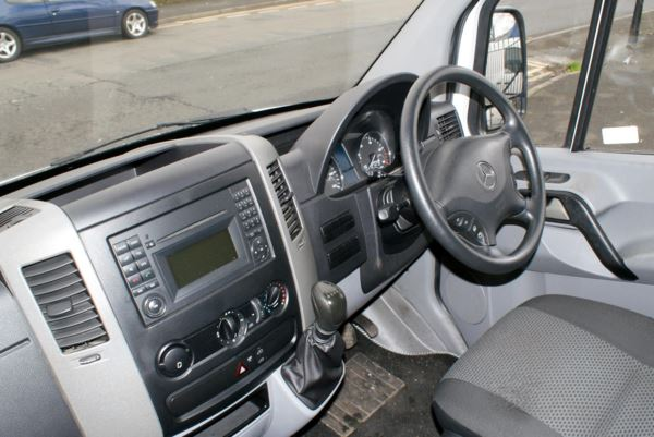 2013 (62) Mercedes-Benz Sprinter 316 CDi 3500 Panel Van For Sale In Colne, Lancashire