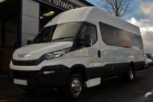 Iveco Daily Daily 50-150 4100L H3 Extended Frame 17 Seat Minicoach 4 Doors Specialist/Other