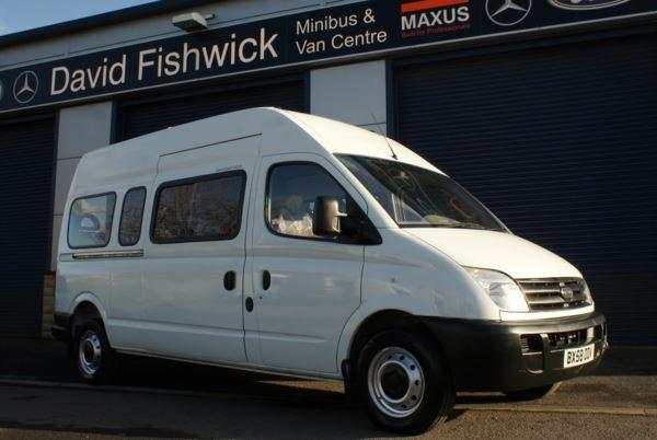 2008 (58) LDV Maxus 3.9t 17 Seat Minibus For Sale In Colne, Lancashire