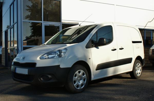 Peugeot Partner 850 1.6 HDi 92 Panel Van For Sale In Colne, Lancashire