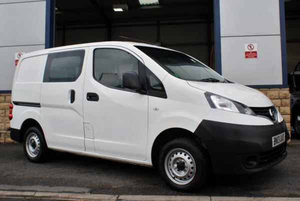 Nissan NV200 dCi 89 SE Crew Van For Sale In Colne, Lancashire