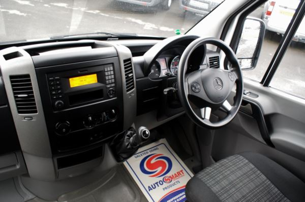 2015 (65) Mercedes-Benz Sprinter 313 LWB High Roof Panel Van For Sale In Colne, Lancashire