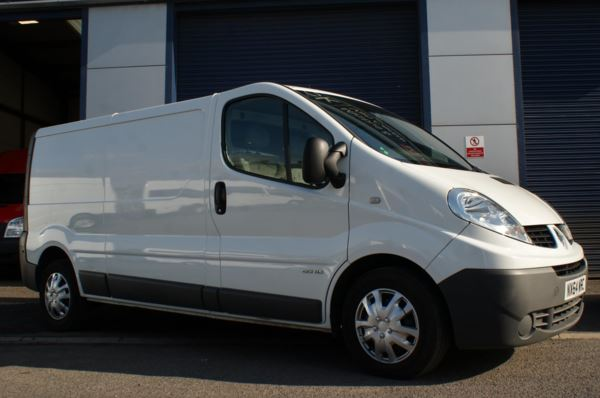 Renault Trafic LL29 dCi 115 Panel Van For Sale In Colne, Lancashire