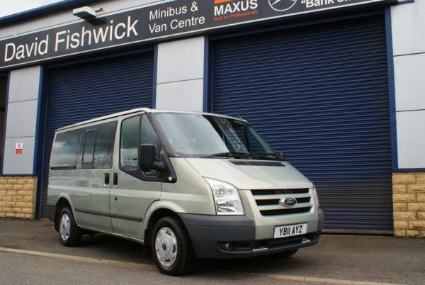 2011 (11) Ford Tourneo 115 Trend 9 Seat Minibus For Sale In Colne, Lancashire