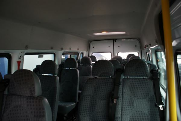 2012 (12) Ford Transit T430 135 17 Seat Minibus For Sale In Colne, Lancashire