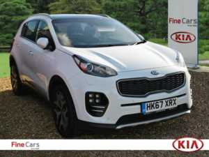 2018 (67) Kia Sportage 2.0 CRDi GT-Line S Auto [AWD] For Sale In Gosport, Hampshire