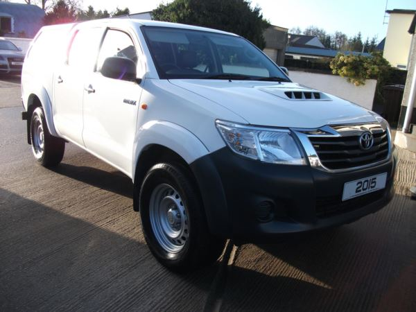 ... 2015 (15) Toyota Hilux Active  D-4D 144  4x4  Canopy ... & Used Toyota Hilux Active  D-4D 144  4x4  Canopy u0026 Liner Double ...