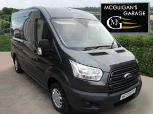 2017 (17) Ford Transit 290, TREND, 130PS, L2 / MEDIUM WHEEL BASE, H2 / MEDIUM ROOF, FWD For Sale In Swatragh, County Derry
