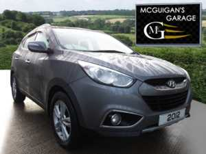 2012 (62) Hyundai Ix35 1.7 CRDi Premium 5dr 2WD , Sat Nav , Pan Roof , Leather For Sale In Swatragh, County Derry