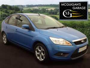 2011 (11) Ford Focus TDCi 110 , Sport , Rear Park Sensors and Sat Nav For Sale In Swatragh, County Derry
