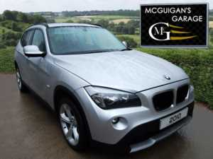 2010 (10) BMW X1 xDrive , 18d , SE , Leather , Park Sensors For Sale In Swatragh, County Derry