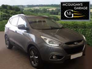 2014 (14) Hyundai Ix35 CRDi SE , Sat Nav , Park Sensors , Half Leather For Sale In Swatragh, County Derry