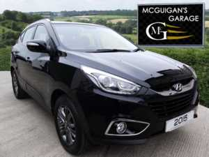 2015 (64) Hyundai Ix35 1.7 CRDi SE , 2WD , Half Leather , Park Sensors For Sale In Swatragh, County Derry