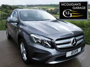 2015 (15) Mercedes-Benz GLA Class 200 CDi Sport Auto / VAT Qualifying - price is £15000 + VAT For Sale In Swatragh, County Derry