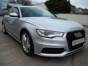 2012 (62) Audi A6 2.0 TDI S Line , Tip Auto , Sat Nav , Leather For Sale In Swatragh, County Derry