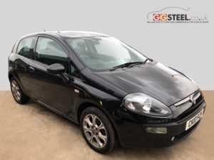 2010 (10) Fiat Punto Evo 1.4 GP 3dr For Sale In Market Rasen, Lincolnshire