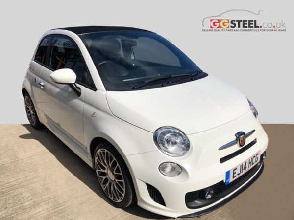 2014 (14) Abarth 500 1.4 T-Jet 135 2dr For Sale In Market Rasen, Lincolnshire