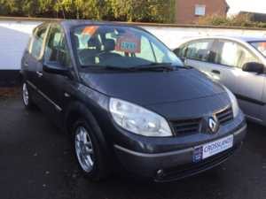 2006 (56) Renault Megane Scenic 1.5 dCi 106 Dynamique S For Sale In Whittlesey, Peterborough