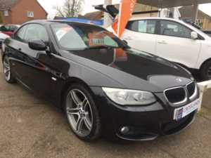 2011 BMW 3 SERIES CONVERTABLE 320d M Sport Step Auto For Sale In Whittlesey, Peterborough