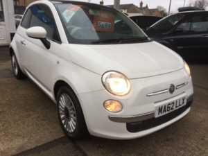 2012 (62) Fiat 500 1.2 Lounge For Sale In Whittlesey, Peterborough