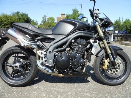 Speed Triple car for sale