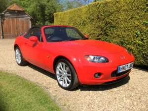 2007 (07) Mazda MX-5 2.0 i Sport 2dr For Sale In Epping, Essex