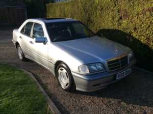 1997 (R) Mercedes-Benz C Class C180 Classic 4dr Auto [5] For Sale In Epping, Essex