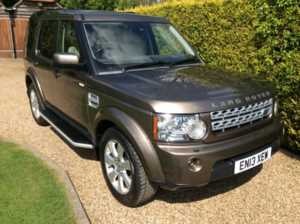 2013 (13) Land Rover Discovery 3.0 SDV6 255 HSE 5dr Auto For Sale In Epping, Essex