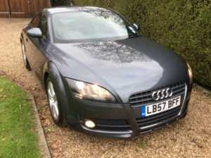 2007 (57) Audi TT 2.0T FSI 2dr For Sale In Epping, Essex
