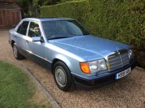 1990 (H) Mercedes 260E AUTO For Sale In Epping, Essex
