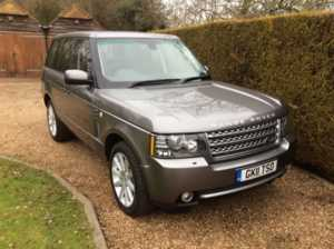 2011 (11) Land Rover Range Rover 4.4 TDV8 Vogue SE 4dr Auto For Sale In Epping, Essex