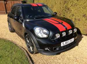 2010 (60) MINI Countryman 1.6 Cooper S ALL4 5dr For Sale In Epping, Essex