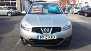 2010 (10) Nissan Qashqai 2.0 dCi Diesel N-Tec 4WD From £11,995 + Retail Package For Sale In Near Blackpool, Lancashire