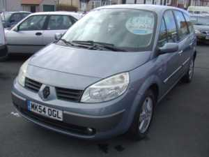 2004 (54) Renault Grand Scenic Diesel Dynamique From £3,995 + Retail Package For Sale In Near Blackpool, Lancashire